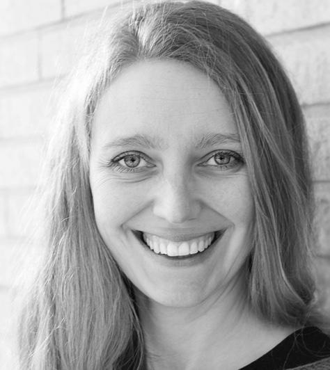Gitte Daasbjerg underviser i tilknytningen under graviditeten